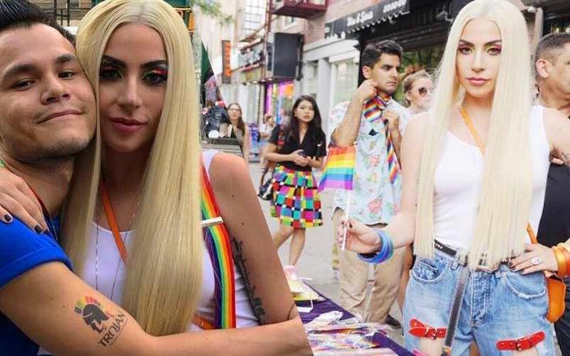 lady gaga pride usa new york video