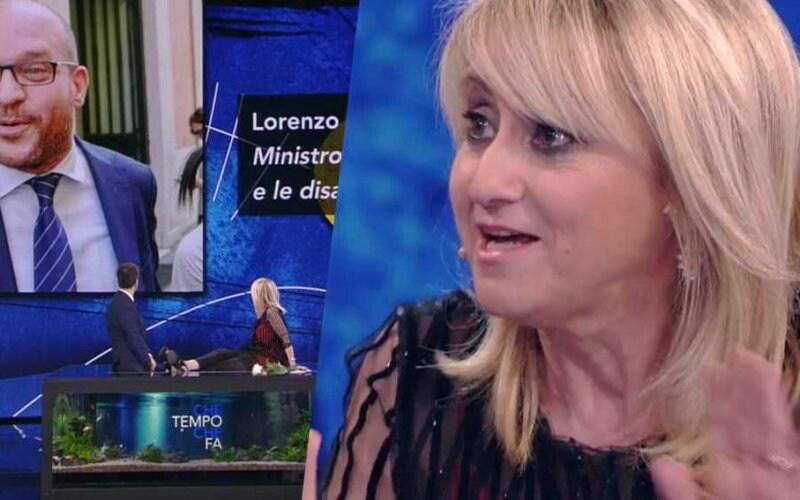 luciana littizzetto ministro famiglia lorenzo gay