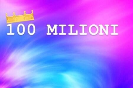 100 milioni BitchyF