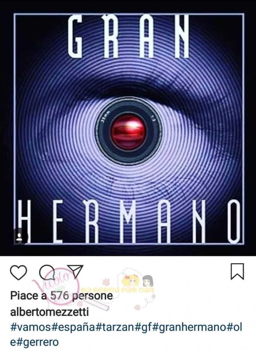 Alberto Mezzetti Gran Hermano