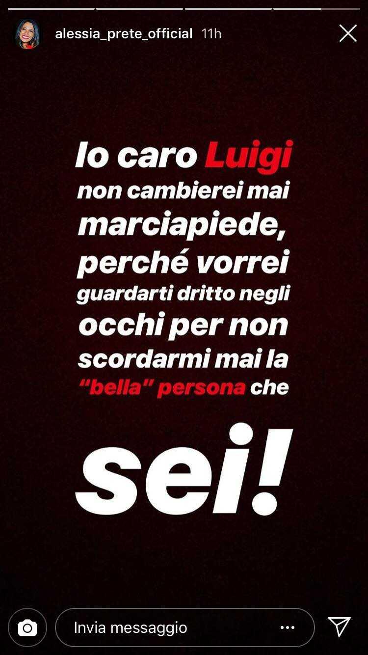 Alessia Prete Luigi Favoloso