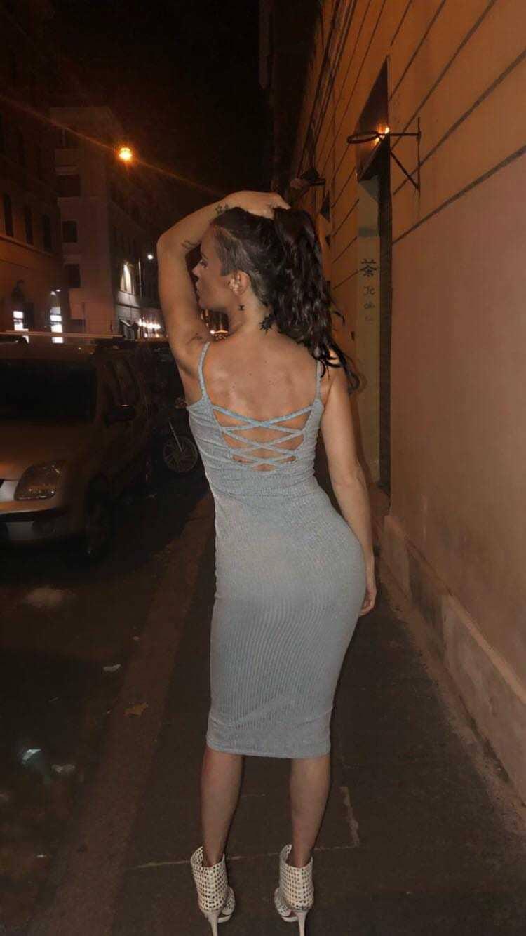 Antonella Mosetti al mare 2