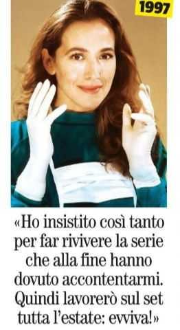Barbara d'Urso Tv Sorrisi e Canzoni