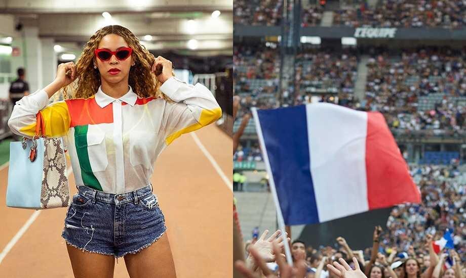 Beyonce Parigi