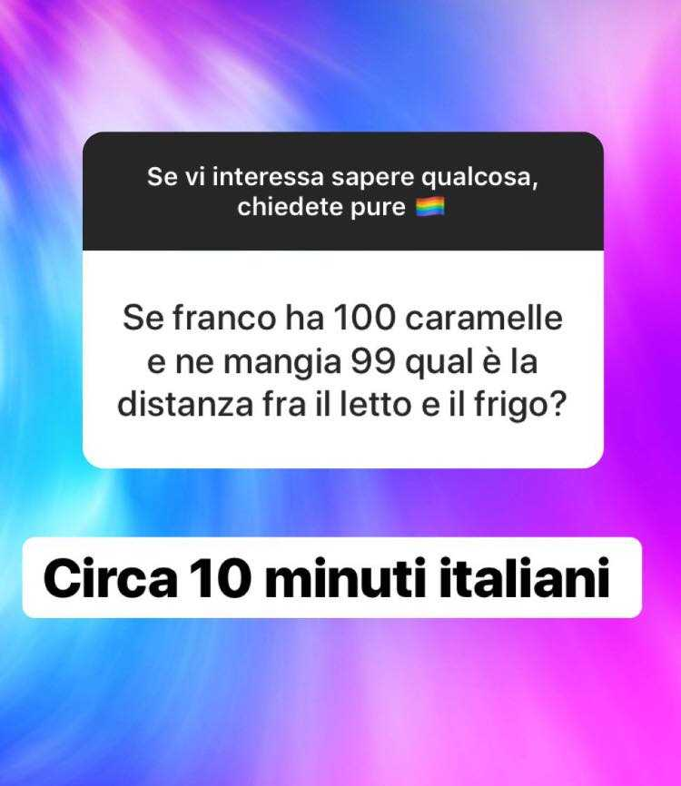 BitchyF Instagram Domande (1)