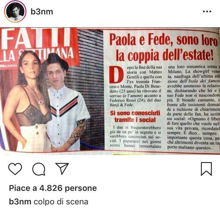 Federico Rossi Benji e Fede 2