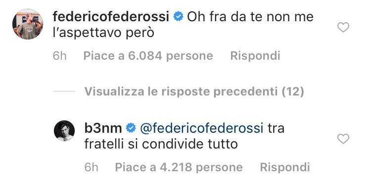 Federico Rossi Benji e Fede