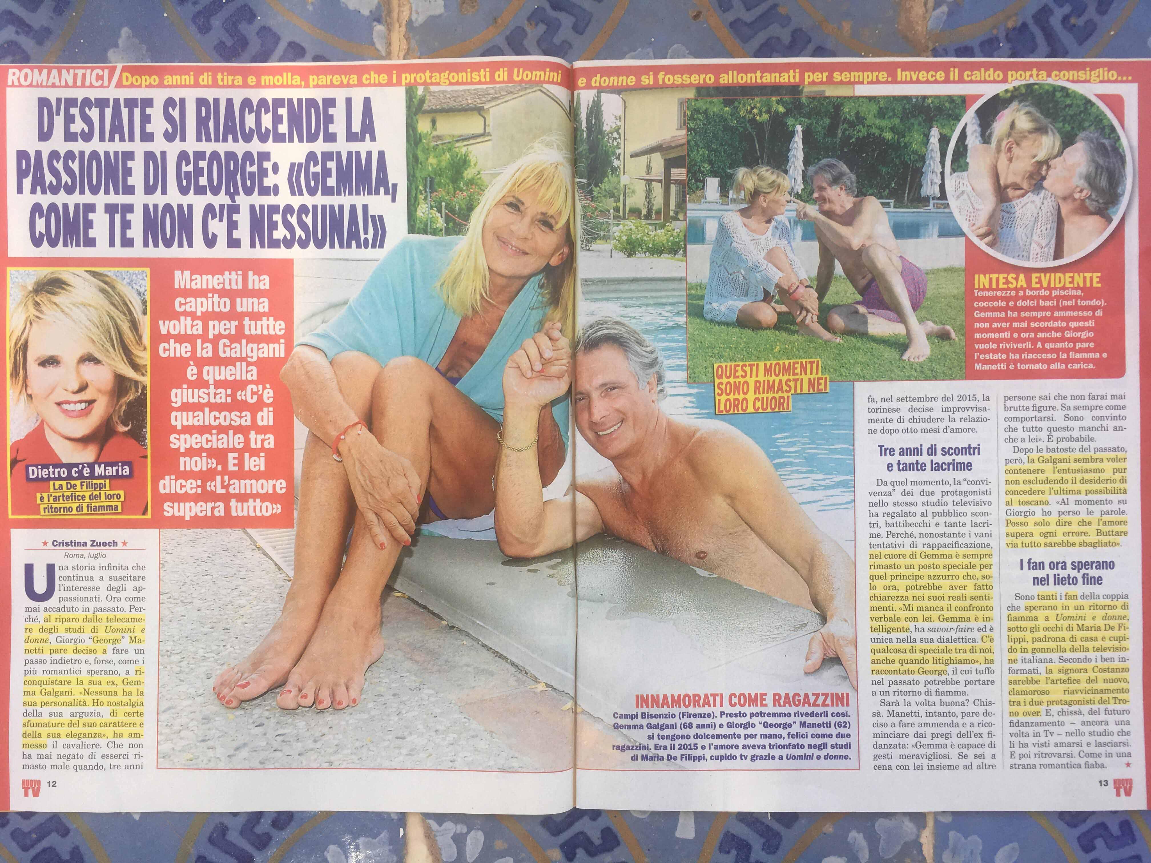 Gemma e George l'amore rinasce 2018 (1)