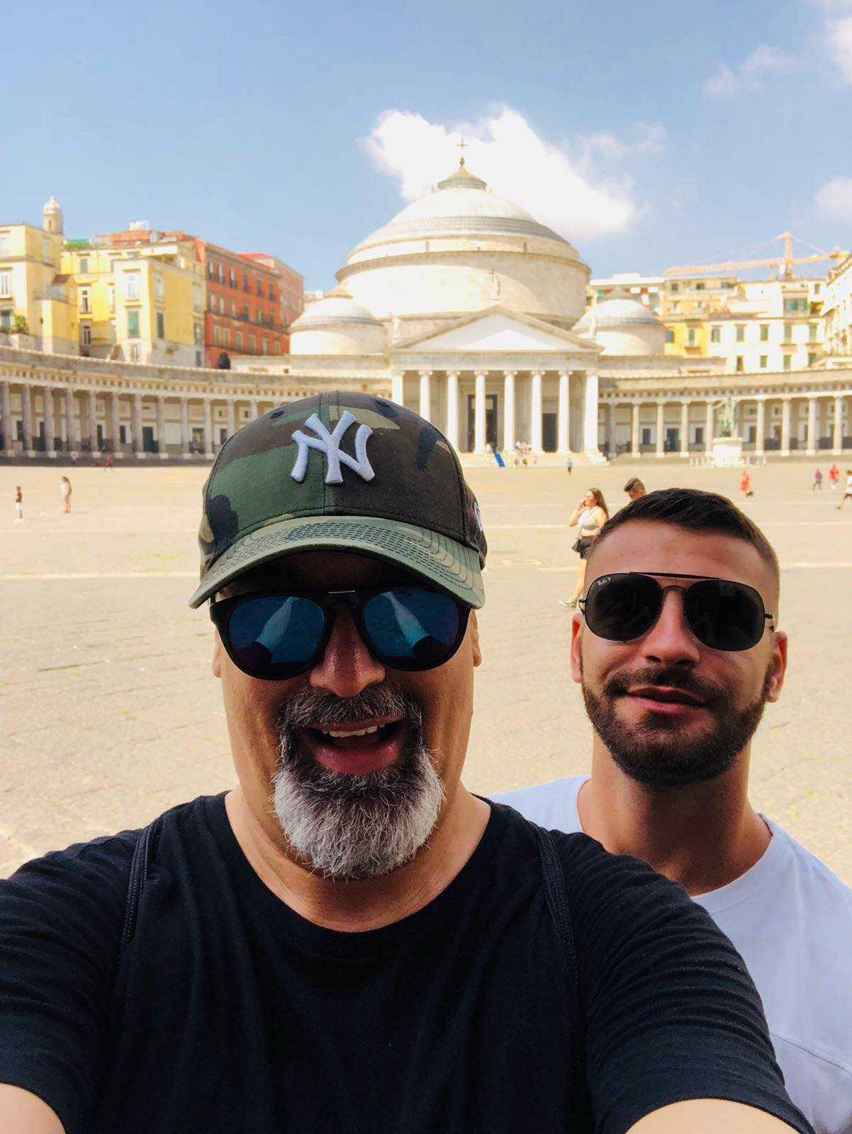 Giovanni Ciacci e Damiano Allotta (1)