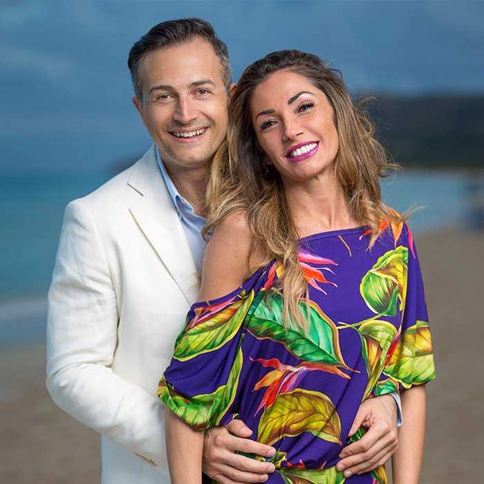 Ida e Riccardo Temptation Island