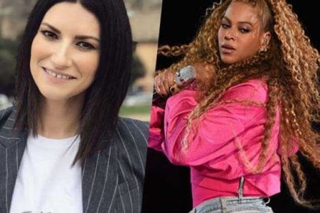 Laura Pausini e Beyonce