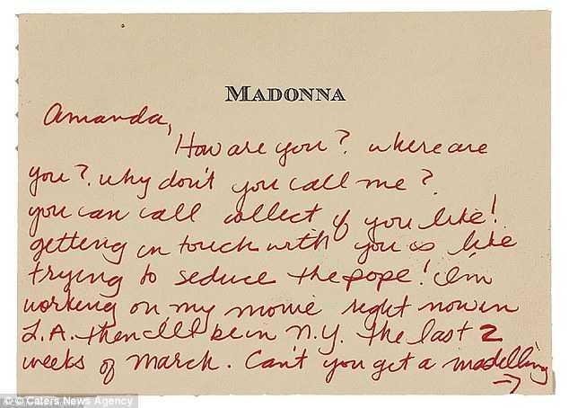 Madonna stalker molestie modella (3)