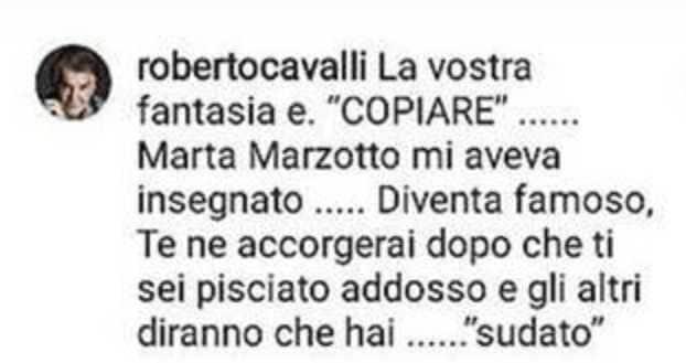ee617ab195730 Roberto Cavalli contro Dolce e Gabbana  copiano