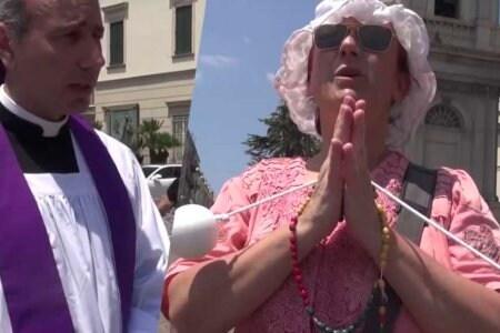 gay pride pompei preghiera riparatrice