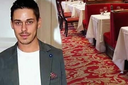 gay ristorante omofobia cameriere roma