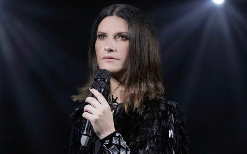 laura pausini colosseo