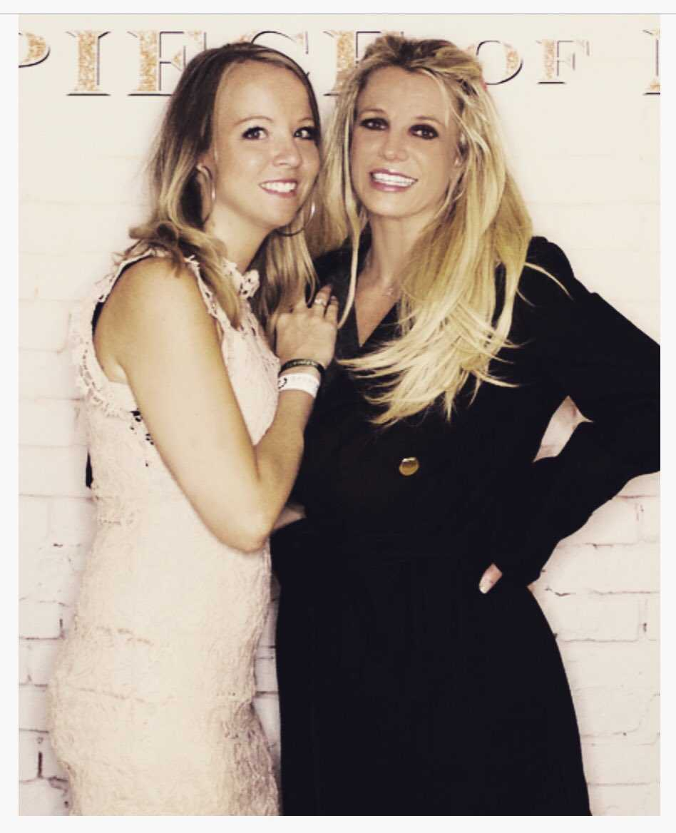 Britney Spears meet e greet piece of me (1)