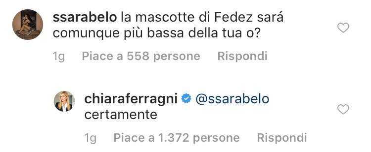 Chiara Ferragni Mascotte Fedez (1)