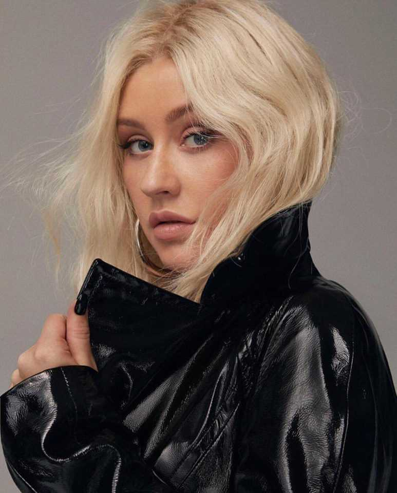 Christina Aguilera Cosmopolitan 2018 (3)