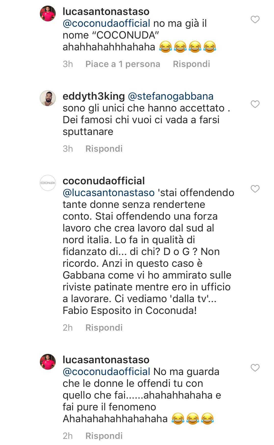 Coconuda Gabbana 1