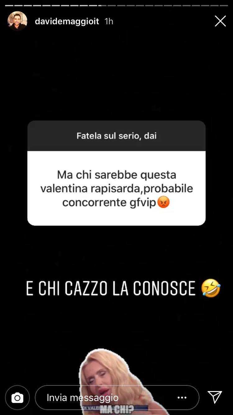 Davide Maggio Valentina Rapisarda