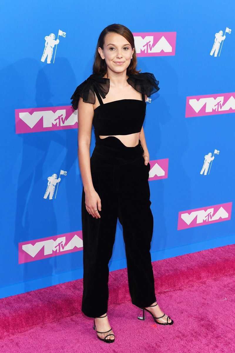 Millie Bobby Brown VMAs 2018