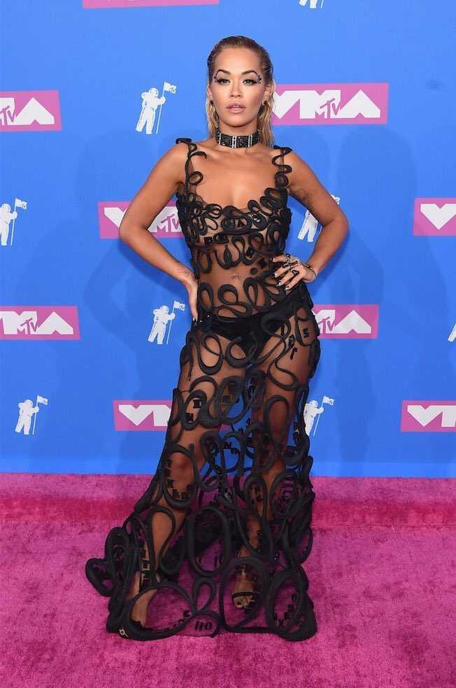 Rita Ora VMAs 2018
