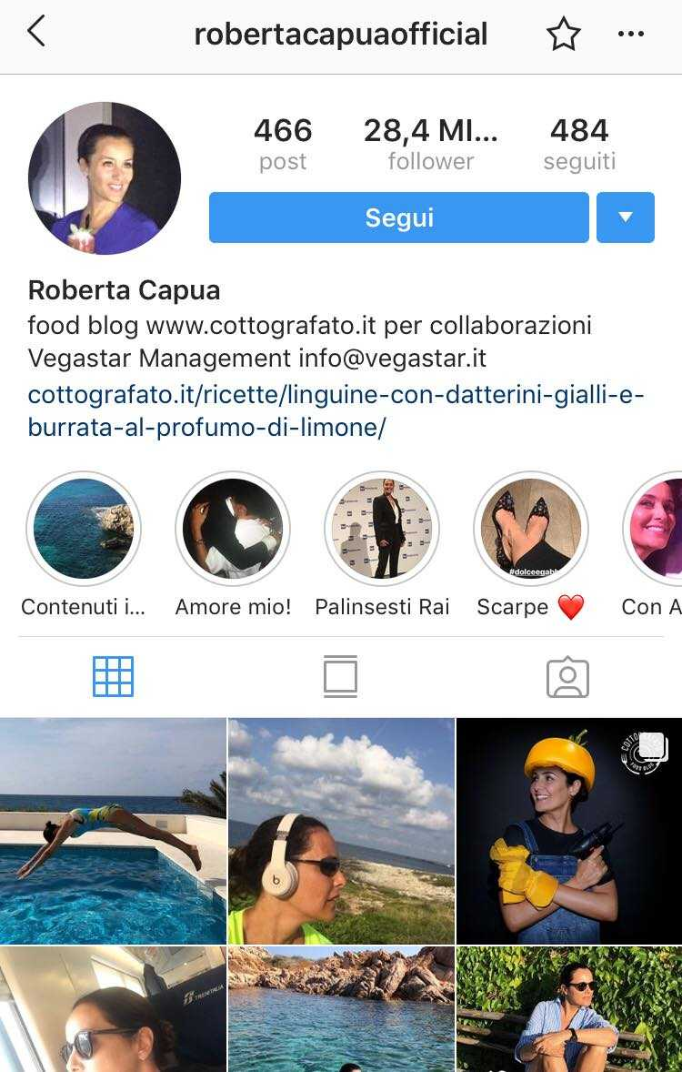 Spunta Blu Instagram 10