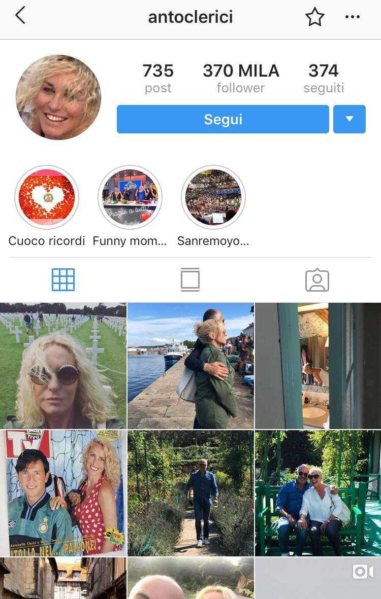 Spunta Blu Instagram 2