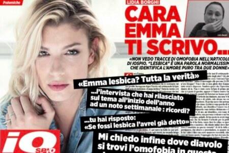 emma lesbica giornalista lidia borghi