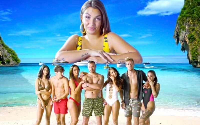 ex on the beach italia