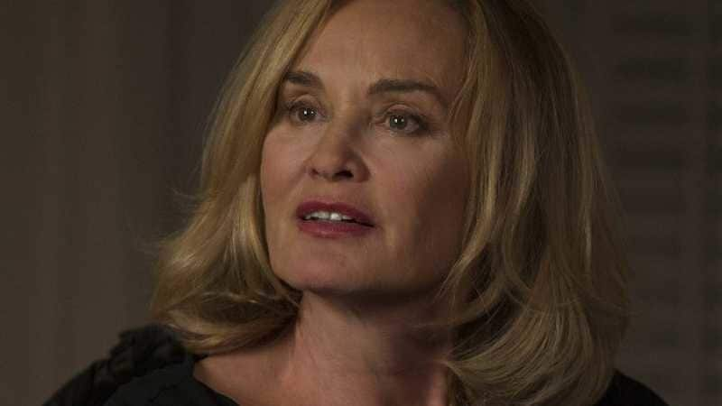 AMERICAN HORROR STORY: COVEN The Replacements - Episode 303 (Airs Wednesday, October 23, 10:00 PM e/p) --Pictured: Jessica Lange as Fiona. -- CR. Michele K. Short/FX