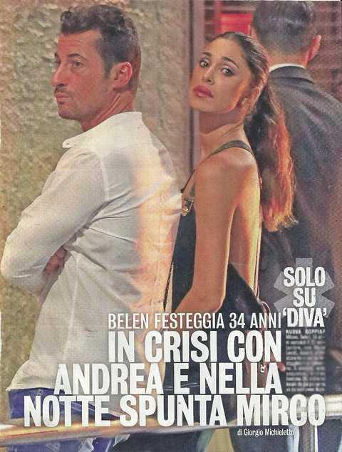 Belen paparazzata con un altro, Andrea Iannone sbotta (2)