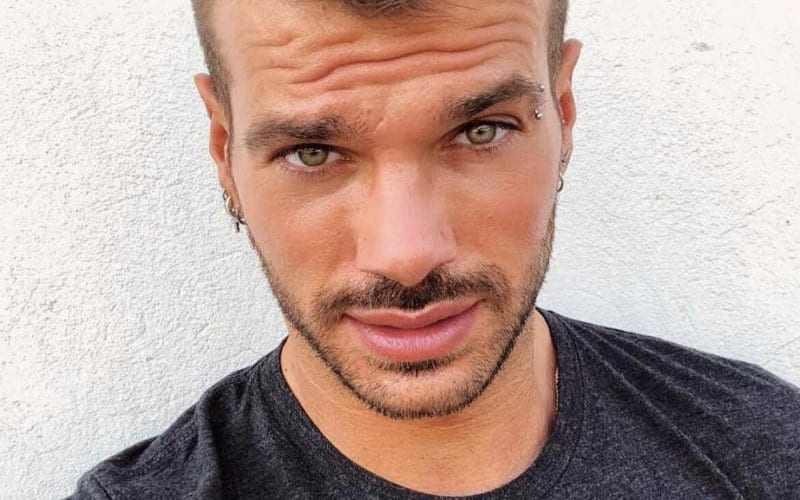 Claudio Sona Grande Fratello Vip