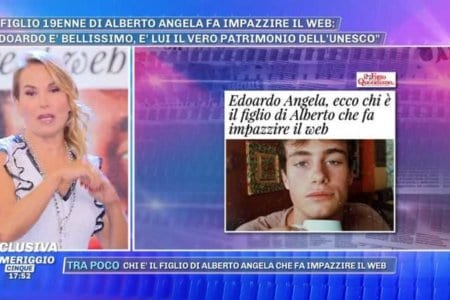 Edoardo Angela Barbara d'Urso