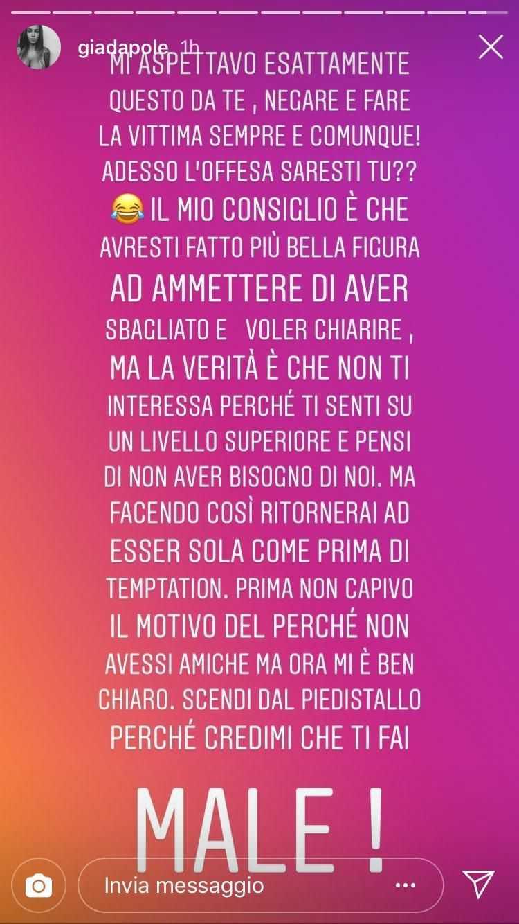 Giada Instagram