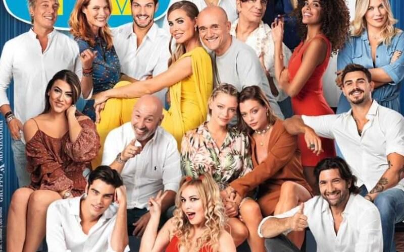 Grande Fratello Vip 3 Cast