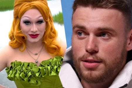 Jinkx Monsoon Gus Kenworthy