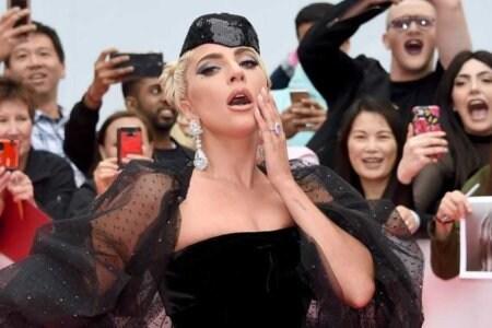 Lady Gaga A Star Is A Born Premiere