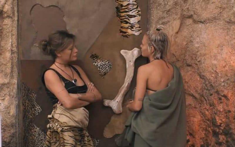 Le Donatella Grande Fratello Vip Caverna