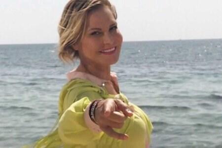 Simona Ventura Temptation Island Vip