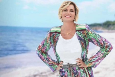 Simona Ventura look Temptation Island Vip (2)
