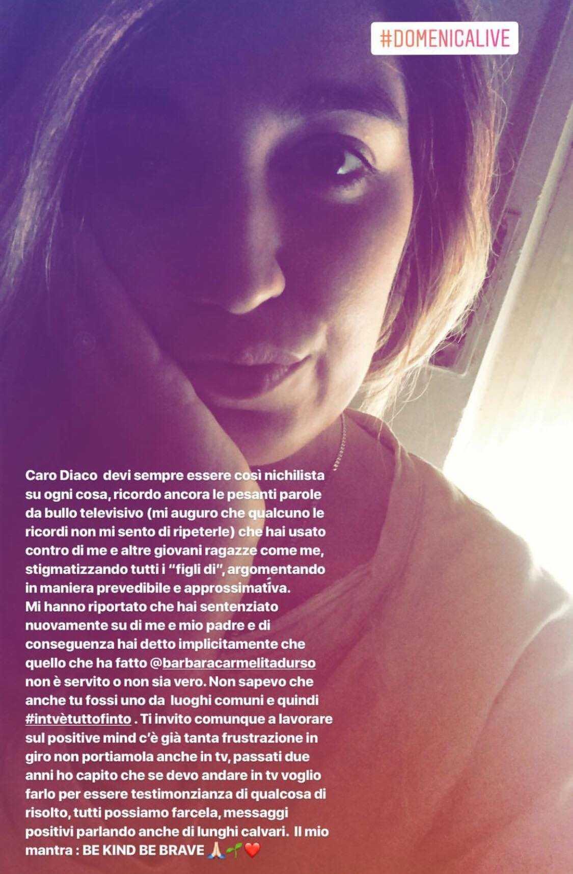 Veronica Satti instagram