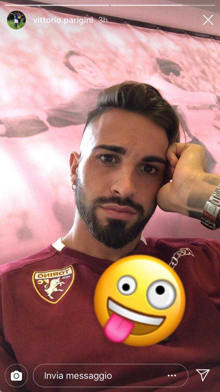 Vittorio Parigini Instagram