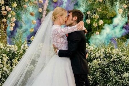 fedez chiara matrimonio cantanti famosi