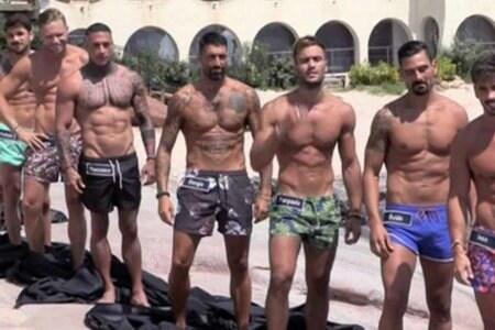 temptation island vip i tentatori maschi