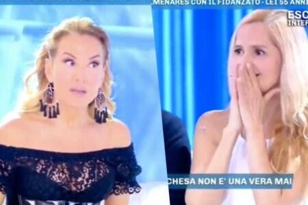 Domenica Live, Grecia Colmenares nomina Domenica In davanti Barbara d'Urso