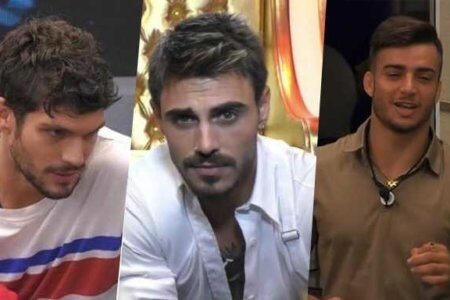 Elia Fongaro Fabio Basile Francesco Monte
