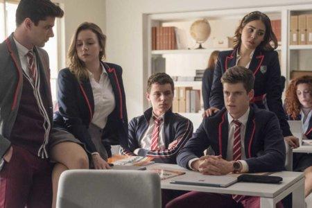 Elite Cast 2018
