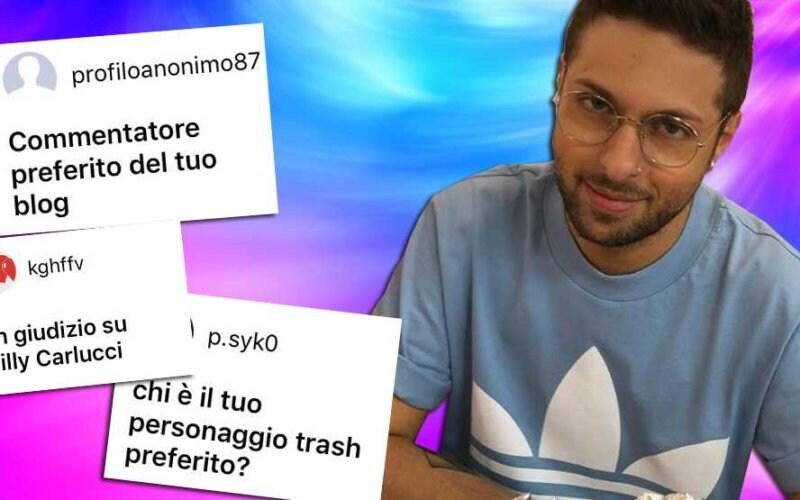 Fabiano Minacci Domande Bitchy